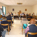 Annual General Meeting: 19 April 2015