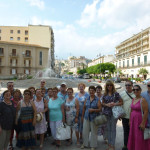 Tour to Sicily: 4 July 2015